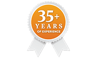 35 Years Experienced Attorney